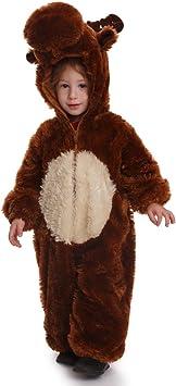 Dress Up America - Disfraz de Reno para niños: Amazon.es ...