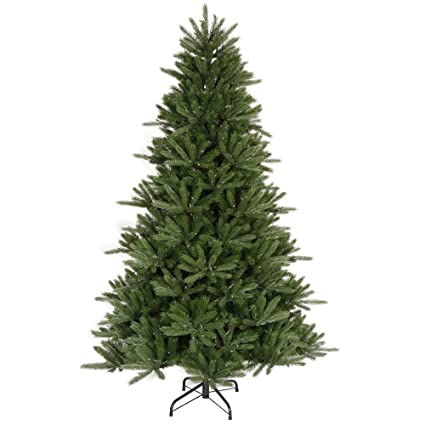 486d9538d7476 Image Unavailable. Image not available for. Color  Vickerman Unlit Full  Vermont Fir Instant Shape Artificial Christmas Tree ...