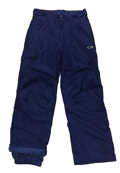 e1a6c6e9f09b C.C C9 Champion Boys  Cargo Water   Wind Resistant Snow Pant Blue ...