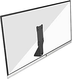 WALI VESA Mount Adapter Bracket for HP 27er, 27es, 27ea, 25er, 24ea, 23es, and 22er Display Monitors Patent Pending by WALI (VHP02), Black