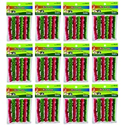 (12 Pack) Ware Manufacturing Rice Pops Small Animal Chew Treat - Large