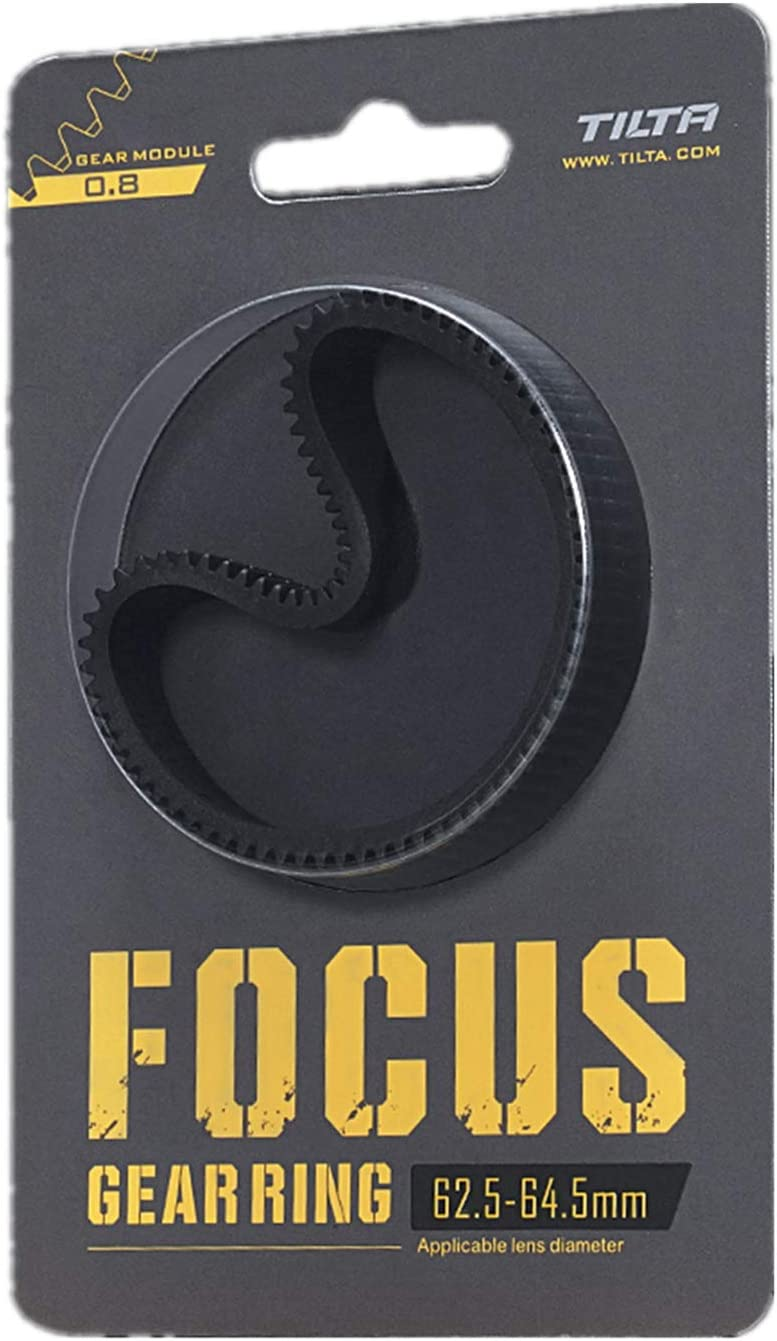 Tilta Tiltaing Bague de mise au point rotative /à 360 /° Silent Follow Focus Ring pour appareil photo SLR DSLR Accessoires Tiltaing TA-FGR