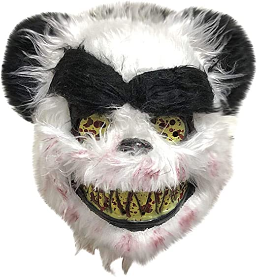 Lookhy Máscara de Lobo para Disfraz de Halloween Máscara de Lobo ...