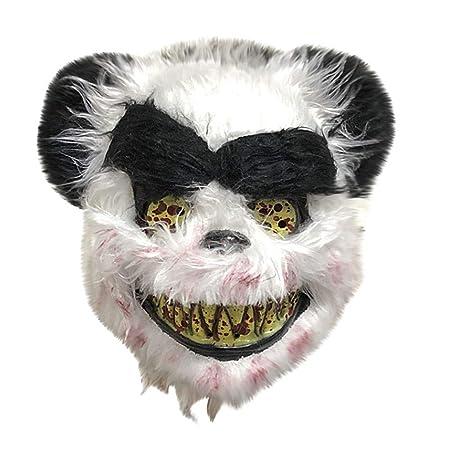 Lookhy Máscara de Lobo para Disfraz de Halloween Máscara de ...