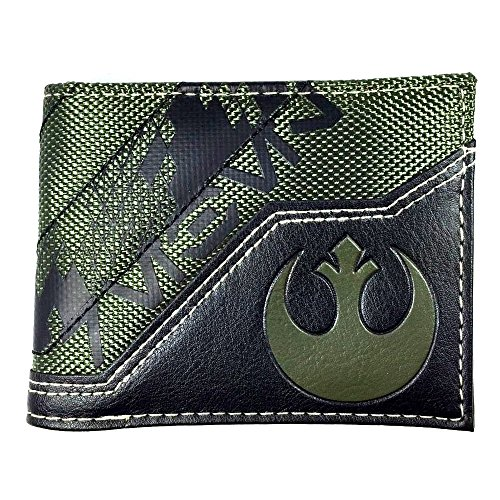 star-wars-rogue-one-rebel-alliance-black-green-mixed-material-bi-fold-wallet