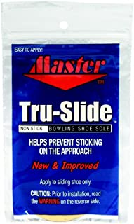Master Industries Tru-Slide Bowling Shoe Sole by Master Industries ADCTC 320