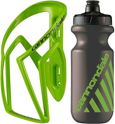 Cannondale Retro - Botella de ciclismo y kit de soporte para ...