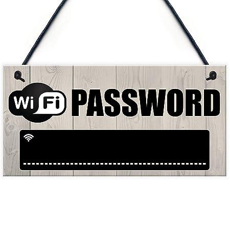 Sary buri - Pizarra con contraseña, WiFi, para Colgar en ...