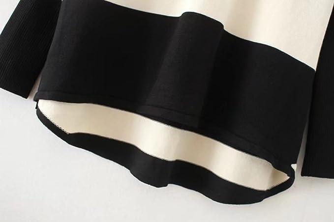 Jersey De Punto Y Gordo Para Aumentar El Tamaño De Batman Jersey De Punto A  Rayas Chaqueta De Punto e15563a7def2
