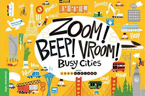 (Zoom! Beep! Vroom! Busy Cities)