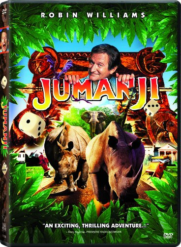 Jumanji DVD ONLY $4.99 Shipped...