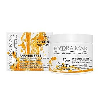 Hydra Mar Eye Cream Anti Aging 2 Oz Andes Nature Ultra-moisturizing Olive Cream, 5.12 oz (Pack of 2)