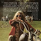 Janis Joplin's Greatest Hits Album Cover