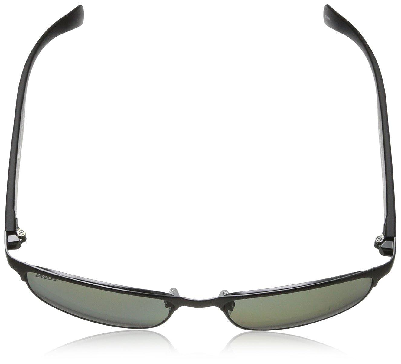 Amazon.com: Hobie Scripps Rimless anteojos de sol, Gris, 56 ...