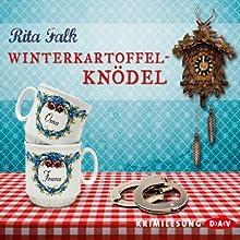 Winterkartoffelknödel (Franz Eberhofer 1) Hörbuch von Rita Falk Gesprochen von: Christian Tramitz