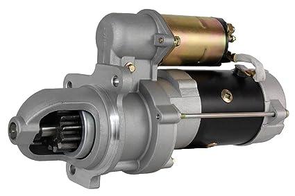 amazon com new starter motor fits perkins engine 4 108 4 154 diesel