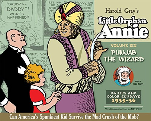 Complete Little Orphan Annie Volume 6 by Brand: IDW Publishing