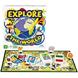 Educational Game - Explore the World - The Cultural Board Game