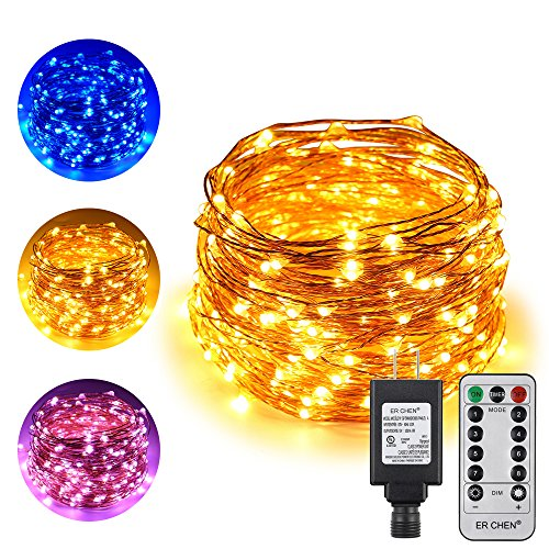 Dual Color Led Light String