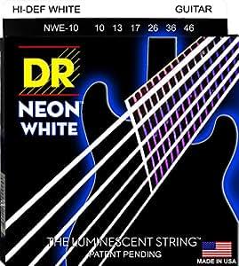 dr strings hi def neon electric guitar strings nwe 10 musical instruments. Black Bedroom Furniture Sets. Home Design Ideas