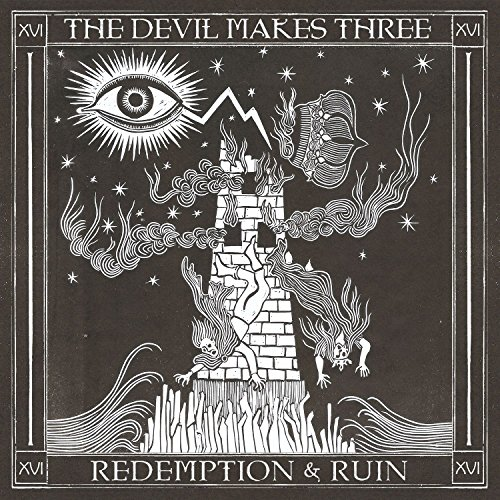 The Devil Makes Three - Redemption and Ruin - CD - FLAC - 2016 - FATHEAD Download
