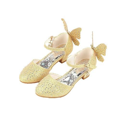 8ac6132e52f PRETTYHOMEL Little Girls Ballet Ballerina Flats Princess Shoes ...