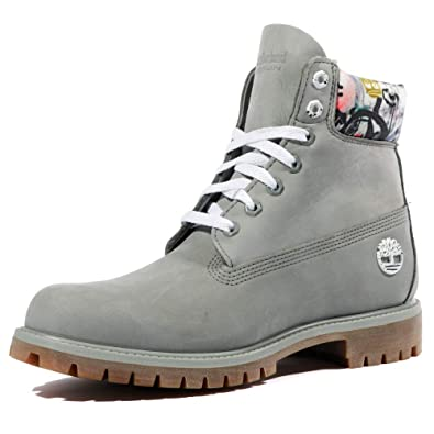 Timberland 6 in Premium Homme Boots Gris: