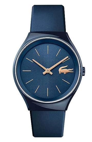 Lacoste 2000951 - Reloj analógico de pulsera para mujer: Amazon.es: Relojes