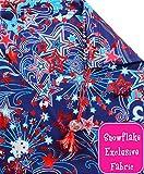 Snowflake Designs Patriot Gymnastics Grip Bag