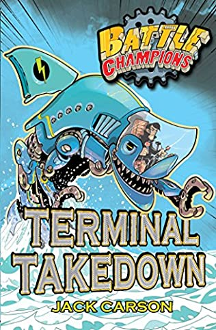 book cover of Terminal Takedown