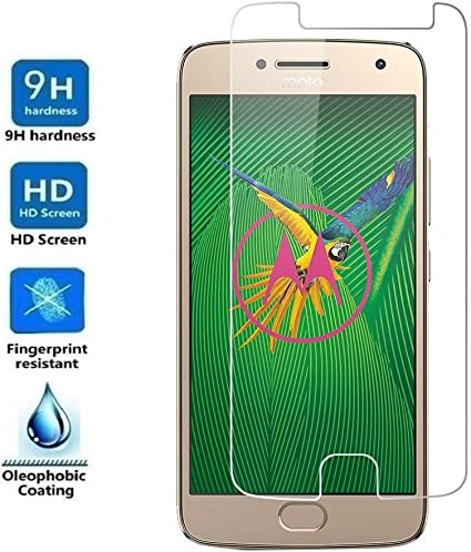 ELECTRÓNICA REY Protector de Pantalla para Motorola Moto G5 Plus ...