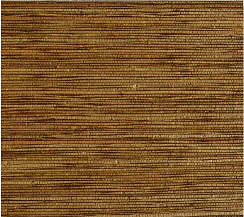 "Manhattan comfort NW488-401 Washington Series Seagrass Paper Weave Grass Cloth Design Large Wallpaper Roll, 36"" W x 24"