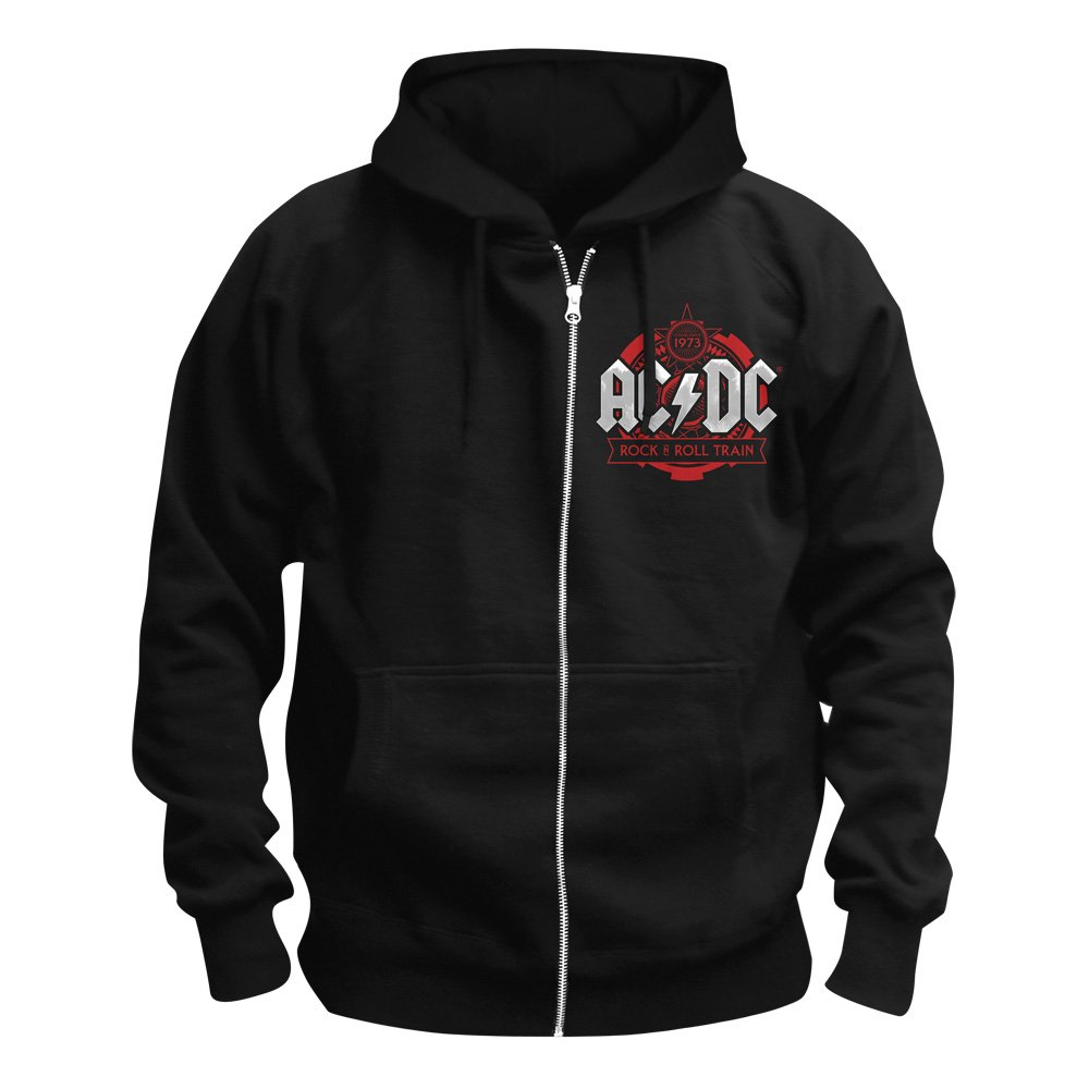 AC/DC - Rock n Roll Train - Kapuzenjacke / Zipper
