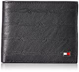 Tommy Hilfiger Benton Plus Black Men's Wallet (TH/BENT.P01GCW/BLK)