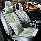 YAOHAOHAO Universal car embroidered seat covers