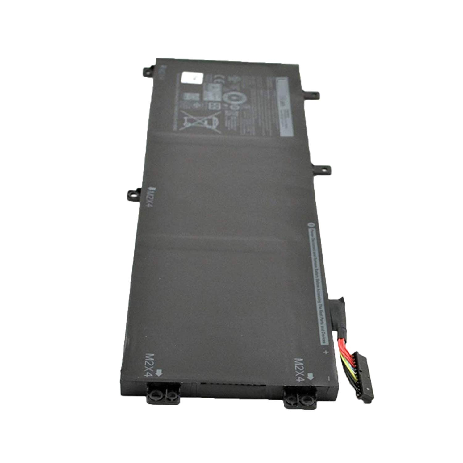 JIAZIJIA Compatible Laptop Battery with Dell H5H20 [11.4V 56Wh 4946mAh 3-Cell] XPS 15 9560 9570 Precision 5520 M5520 Series Notebook 6GPTY 62MJV M7R96 Black - 1 Year Warranty by JIAZIJIA (Image #5)