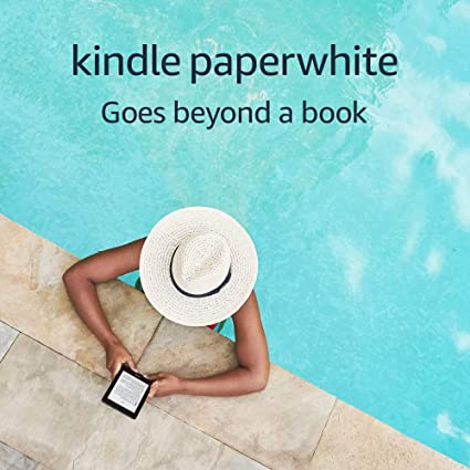 Kindle Paperwhite – 8 GB, Wi-Fi, Includes Special Offers - Black