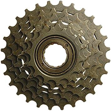 Parte de la bici de la bicicleta de 6 velocidades Tipo del metal ...