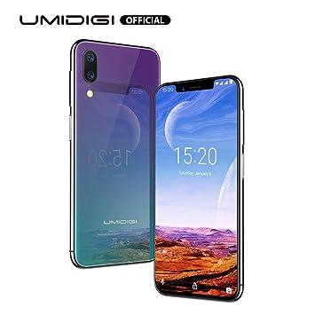 UMIDIGI One Pro Mobile Phone Unlocked Dual 4G VoLTE Smart Phone 5 9