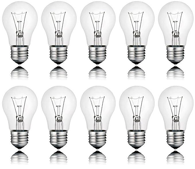 Glühbirne 15W E27 klar Glühlampe 15 Watt Glühbirnen Glühlampen auch Außenbereich