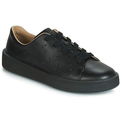 Marcas Zapatos Mujer Camper Negro Mujer Zapatillas Moda