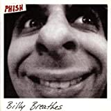Billy Breathes by Phish (1996) Audio CD