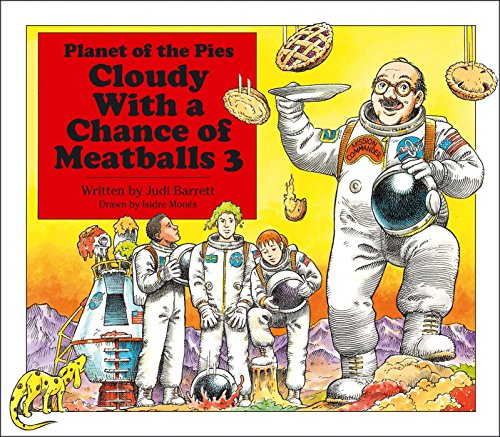 Price comparison product image Cloudy With a Chance of Meatballs 3: Planet of the Pies