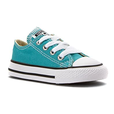 Converse Chuck Taylor All Star Ox Aegean Aqua (Toddler) (3 Infant M)