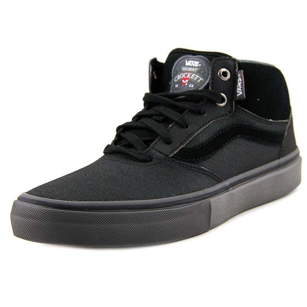 Vans Herren M Gilbert Crockett P Low Top xtuff black/grey