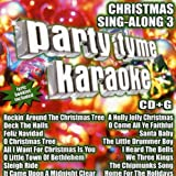 Party Tyme Karaoke - Christmas Sing-Along 3 (16-song CD+G)