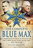 The Complete Blue Max, Kevin Brazier, 1848848161