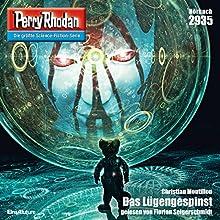Das Lügengespinst (Perry Rhodan 2935) Hörbuch von Christian Montillon Gesprochen von: Florian Seigerschmidt
