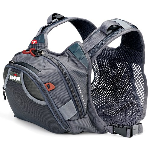 Umpqua Overlook 500 Chest Pack Gray, Outdoor Stuffs