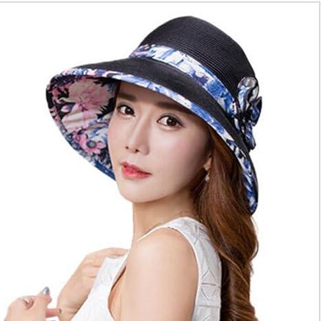 Paglia Parasole Uv Cappello Berretto Di Antivento Haipeng wEqITx